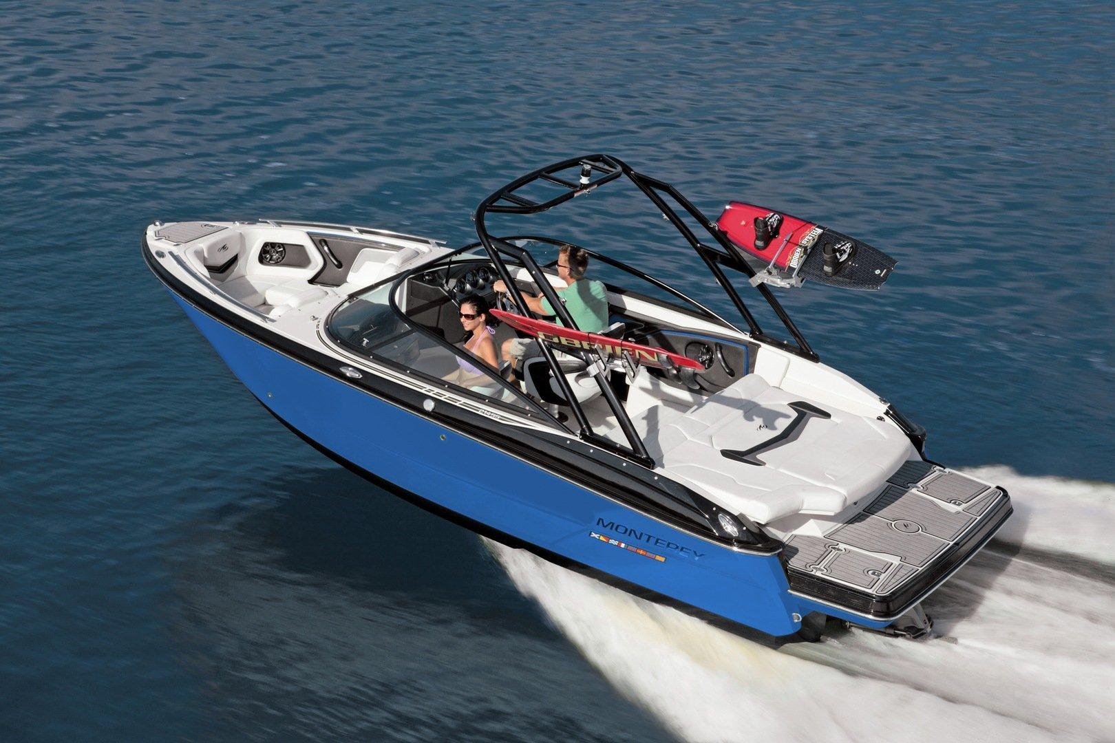 Monterey Super Sport 218ss