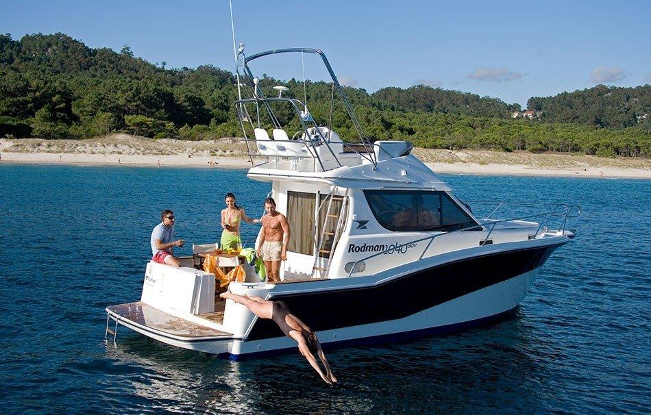 Rodman Fisher & Cruiser 1040