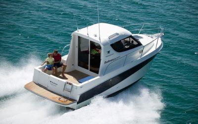 Rodman Fisher & Cruiser 810