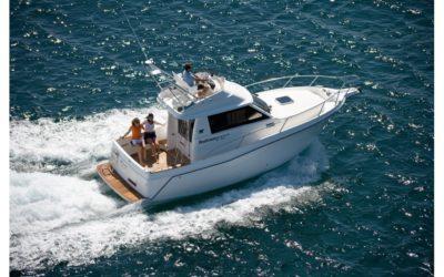Rodman Fisher & Cruiser 870