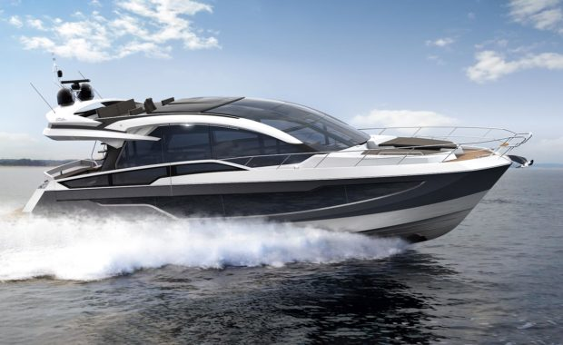 455_Galeon-630-Skydeck_34-Front-Open_2017-06-13