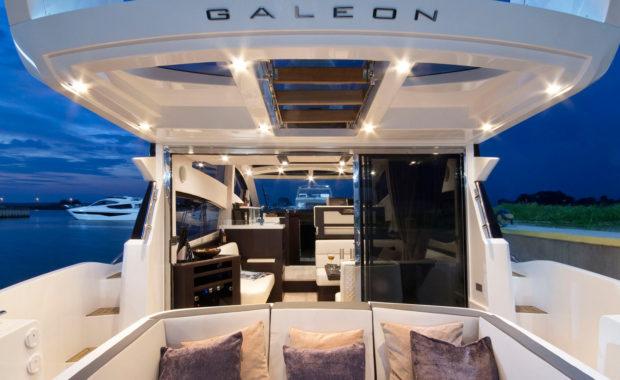 galeon 430 skydeck