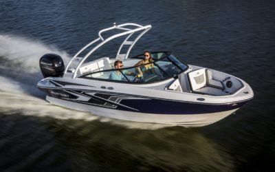 Monterey Sport Boat M205