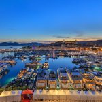 Panorámica Cannes Yachting Festival